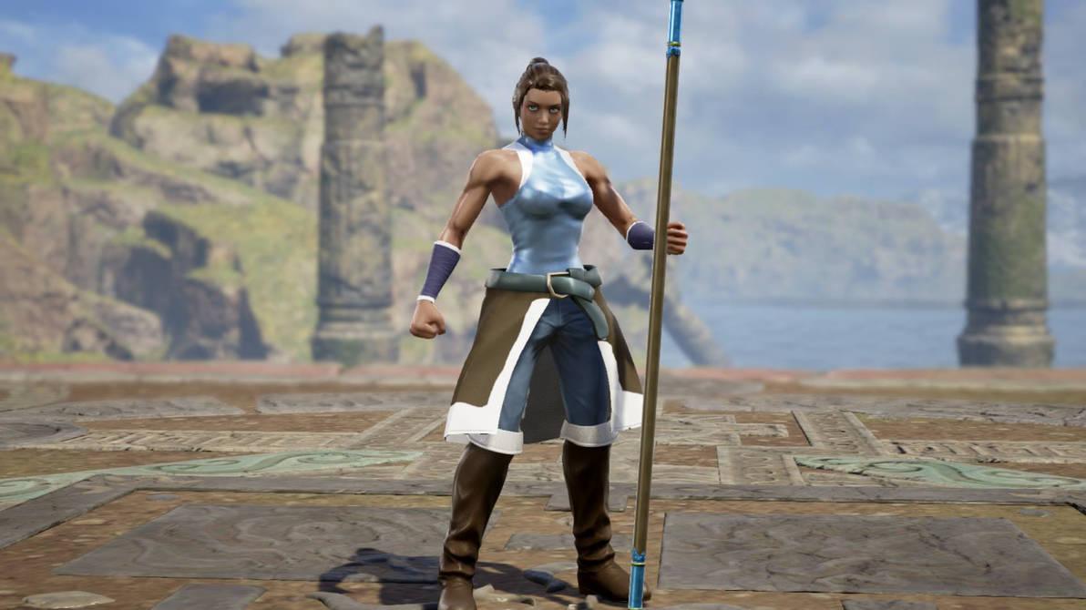SoulCalibur VI - Avatar Korra CAS by UPRC on DeviantArt