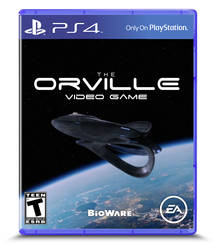 The Orville Video Game (Mockup) by UPRC