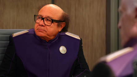 Danny DeVito on The Orville (Mockup) by UPRC