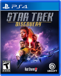 Star Trek Discovery PS4 Cover by UPRC