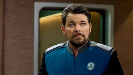 Planetary Union Captain William T. Riker by UPRC