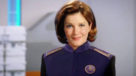 Planetary Union Admiral Kathryn Janeway by UPRC