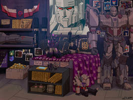 Tarn's Room by Trunchbull