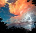 Sky Light by Inga2000