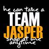 Team Jasper Hale by SavvyCullen17