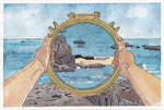 Porthole Zoom by DKaho
