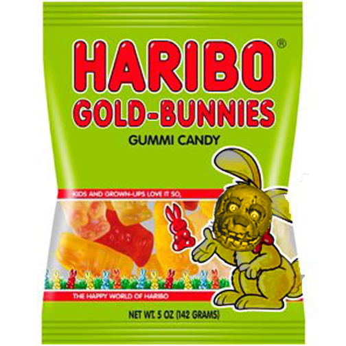 Haribo golden bonnies by jaders75 on deviantart