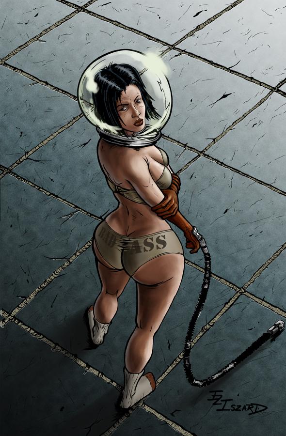 Sci-Fi Bad Ass