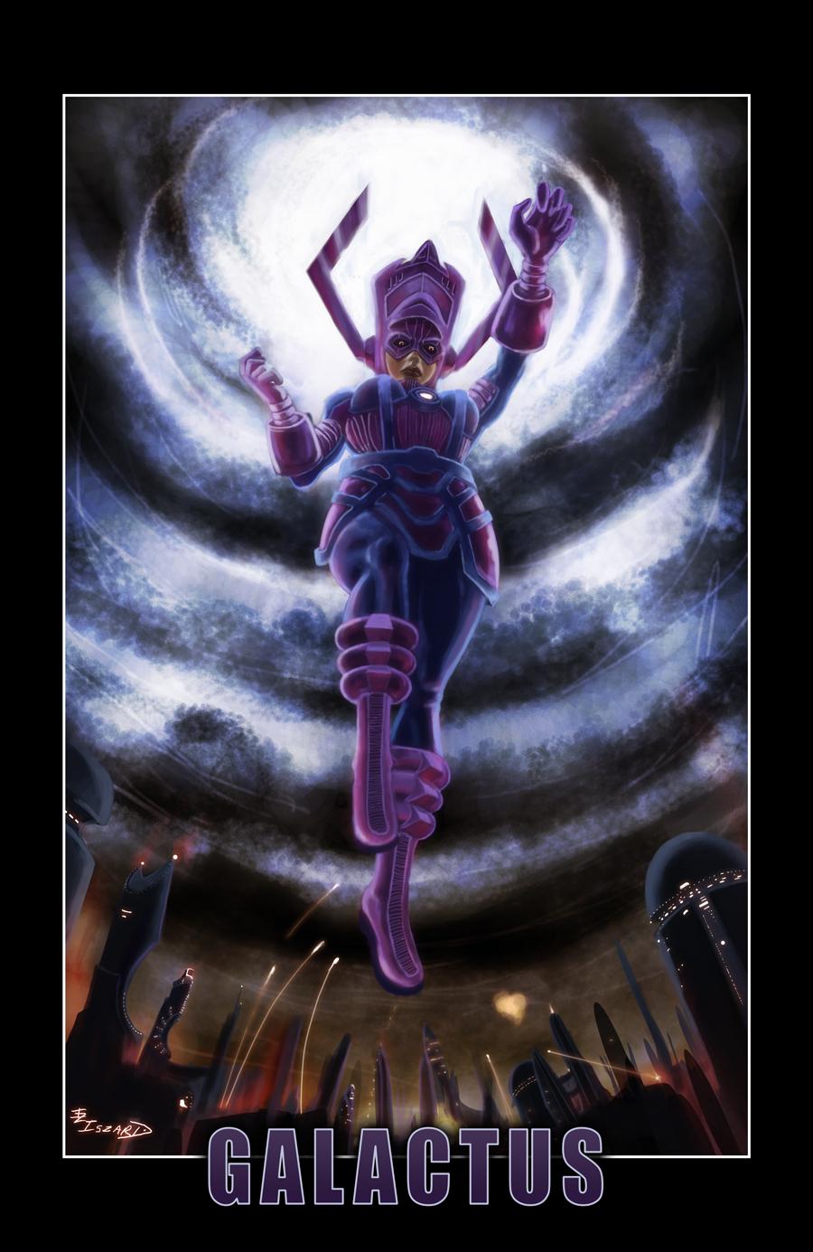 Lady Galactus