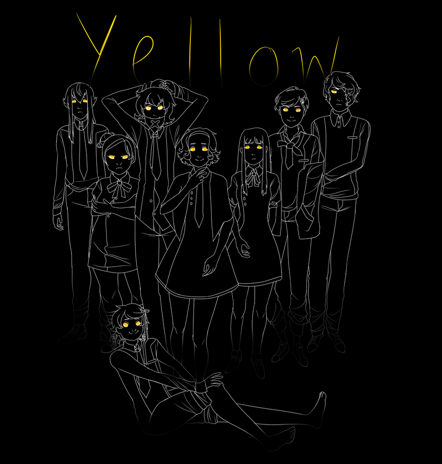 Yellow Faction by Waruhi-tan