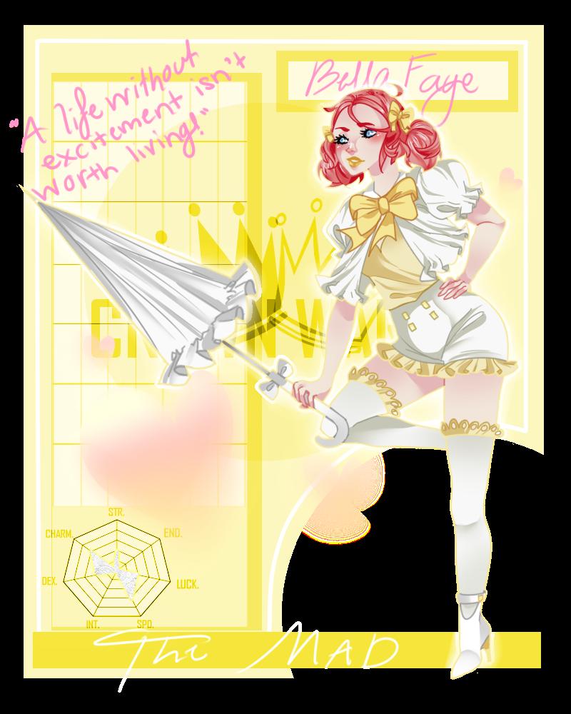 0nce Cr0wned : Bella Belle by Waruhi-tan