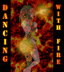RE - Dancing With Fire by Sting-Chameleon
