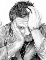 Heath Ledger by littlemoose89