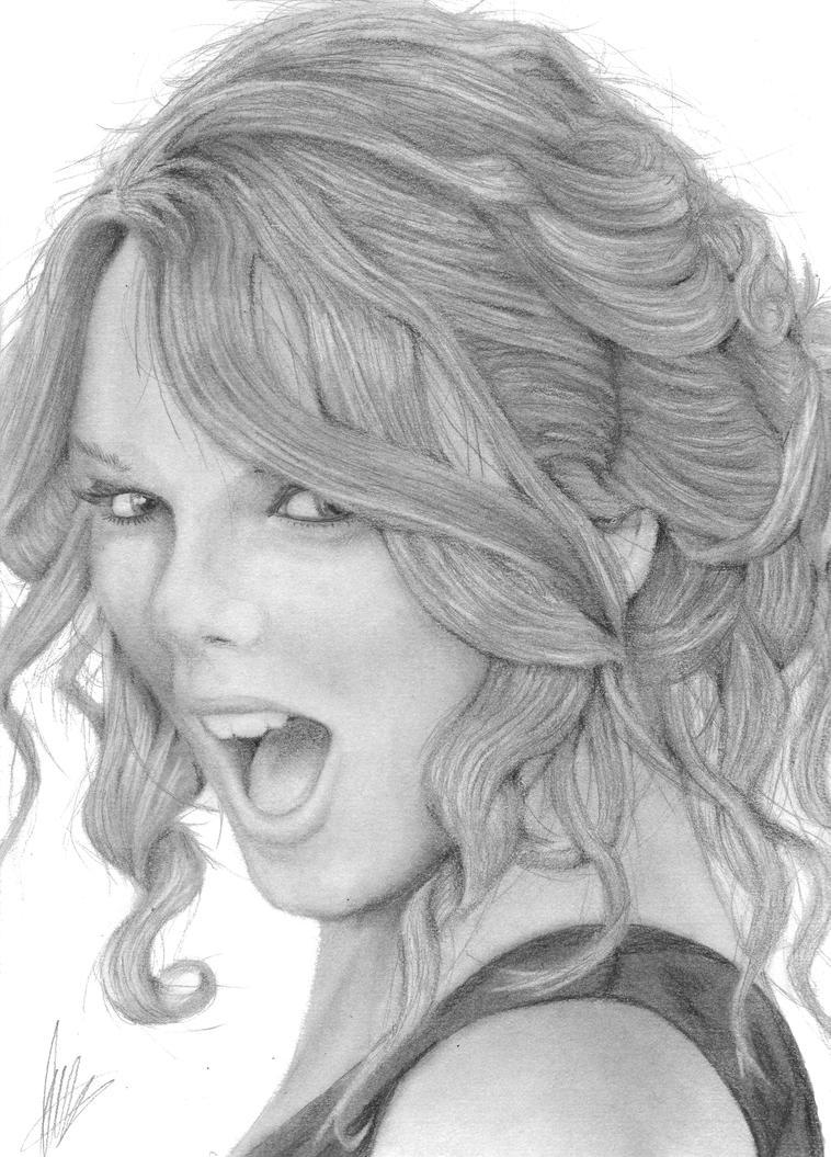 Taylor Swift by littlemoose89