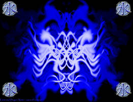 Elemental Dragon - 'Water' by samuraifreelance