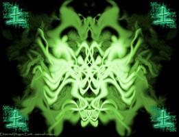 Elemental Dragon - 'Earth' by samuraifreelance