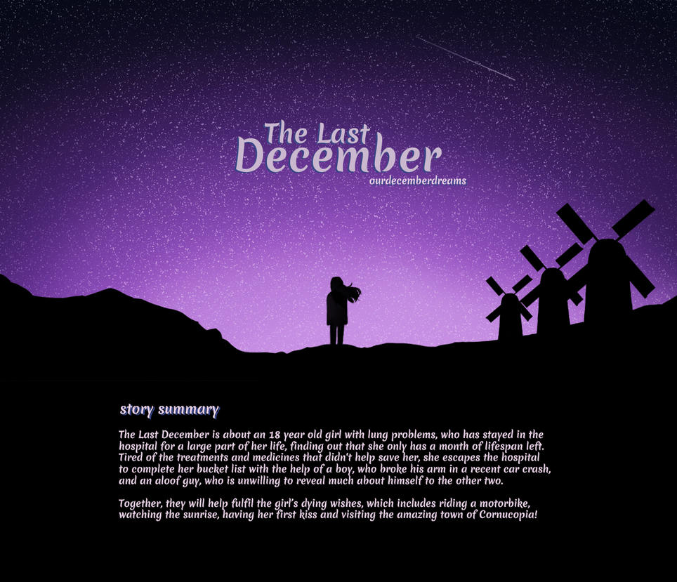 The Last December by ourdecemberdreams
