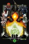 Crota's End (Fireteam Poster)