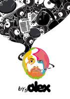 Bye Alex logo design by judittondora
