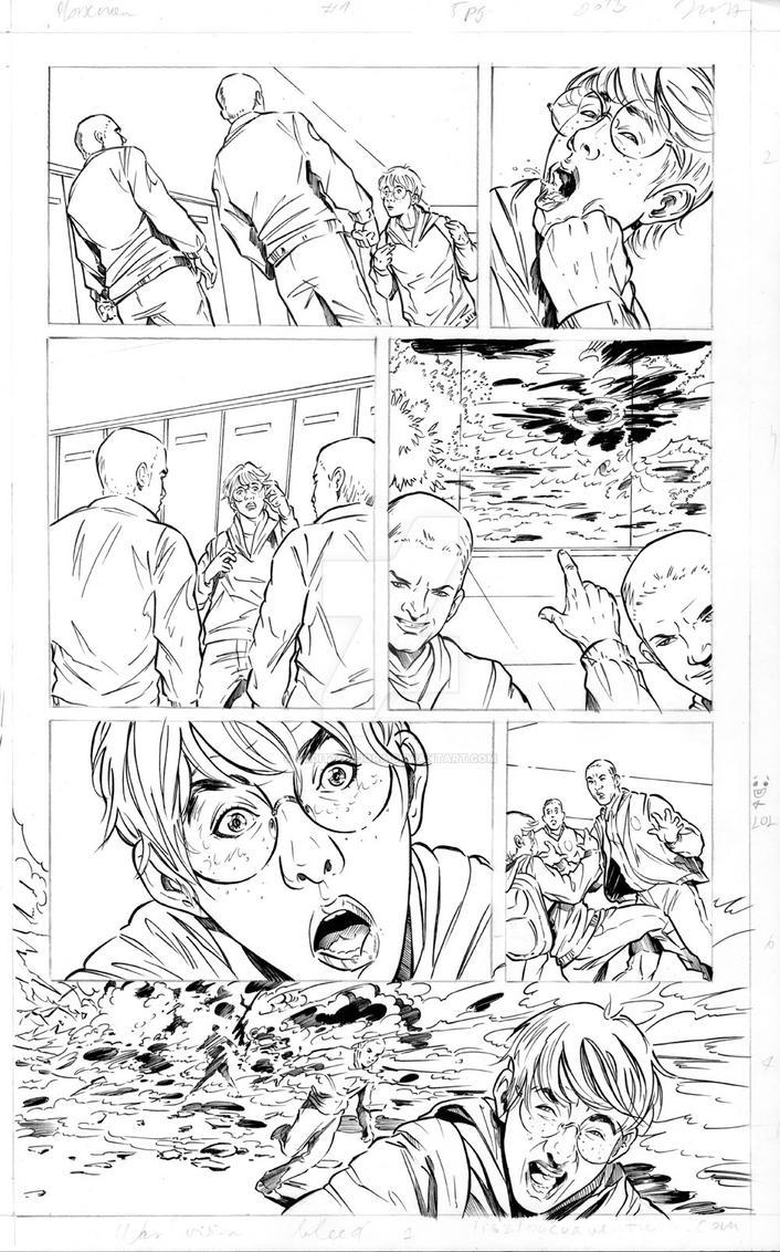 Horsemen: page 05 by judittondora