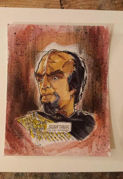 Star Trek TNG for Rittenhouse 2 by judittondora