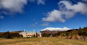 Chateau Tongariro by EOSthusiast