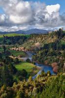Whakapapa River by EOSthusiast