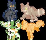 More kitties [OPEN 3/4]