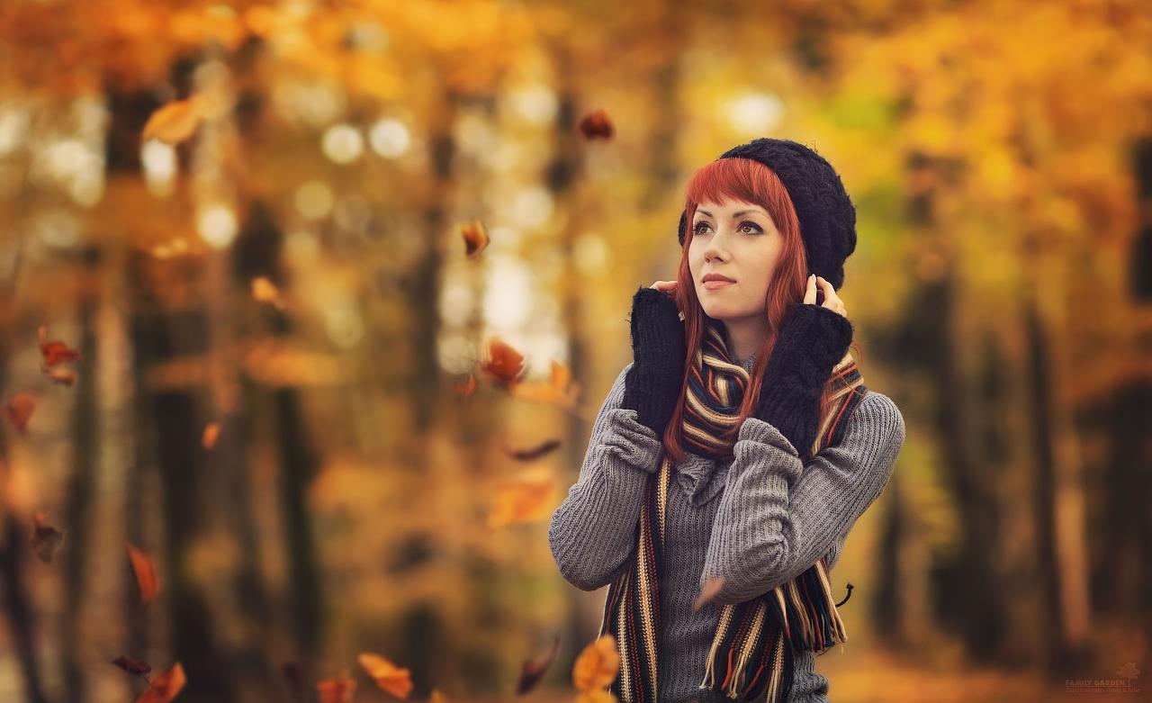 Autumn Blues by Vint26
