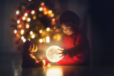 Little Angel and Christmas tales by Vint26