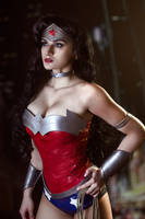 Wonder woman  cosplay by Lust-ik