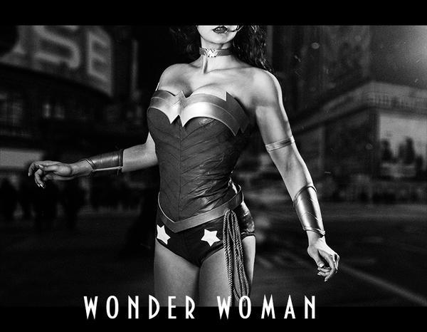 Wonder woman cosplay by Lust-ik