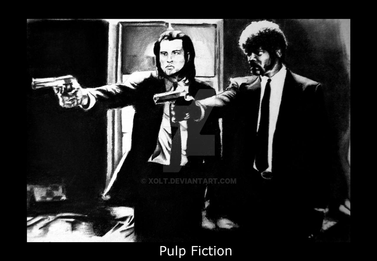 Pulp Fiction by Xolt
