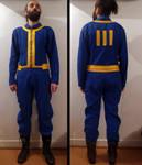 Fallout 4 Vault Jumpsuit