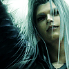 Sephiroth Icon by BloodRei