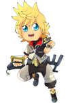 Kingdom Hearts - Ventus Chibi