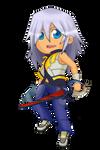 Kingdom Hearts - Riku Chibi