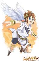 Kid Icarus: Uprising by Kanokawa