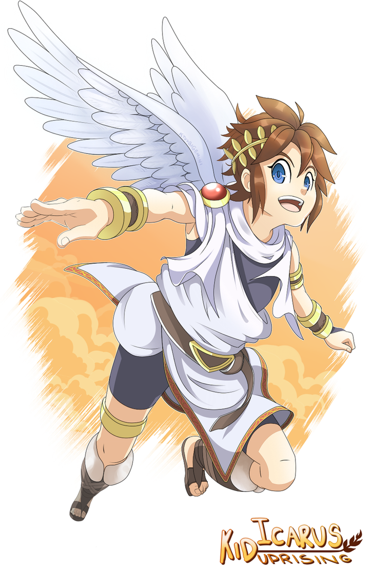 Kid Icarus Uprising By Kanokawa
