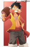 One Piece Film Z: Luffy