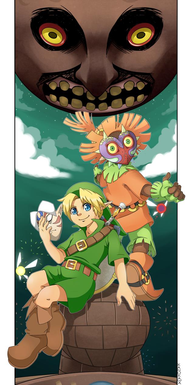 Majora's Mask: Doomsday Celebration by Kanokawa