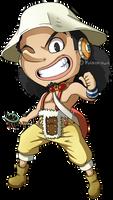One Piece: Usopp Chibi