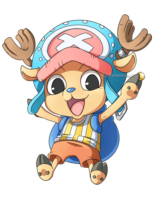 One Piece Chopper New World One Piece: Chopper Chi...
