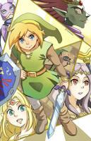 A Link Between Worlds by Kanokawa