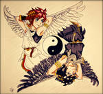 Let me be your wings by riksuraksupoksu