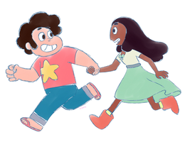 Connie n Steven by Dablee