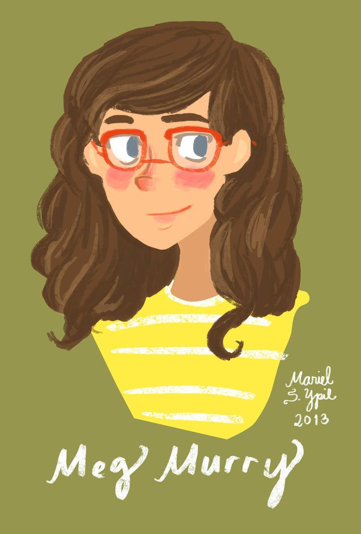 Meg Murry by Atemu-kun on DeviantArt
