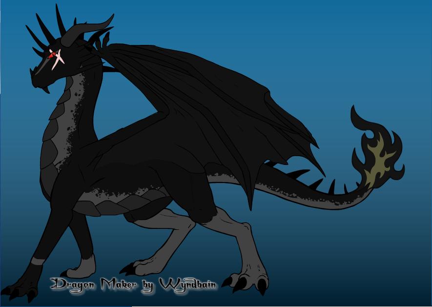 Deviantart Dragon Creator – Migliori Pagine da Colorare