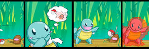 Squirtle: Not Exactly As Planned
