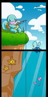 Squirtle: Deadliest Catch